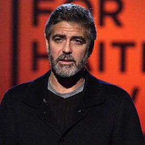 Millions of people watched the telethon, which was organised by George Clooney