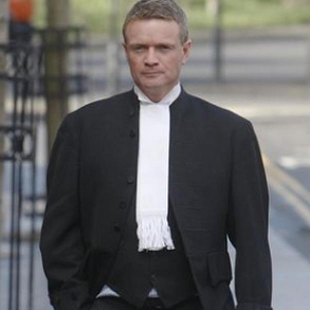 Paul McBride was appointed a QC at the age of 35