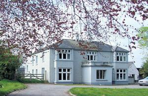 A winner: Cullentra House, Longwood, Co Meath was bought by horse trainer Gordon Elliott for around €750k