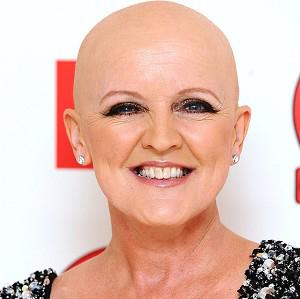 Bernie Nolan said her battle with cancer has made her a 'much better person'