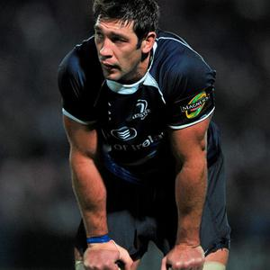 Nathan Hines will leave Leinster at the end of the season