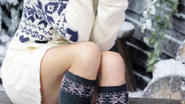 Chunky Fair Isle sweater, €69, Henleys at Littlewoods.ie