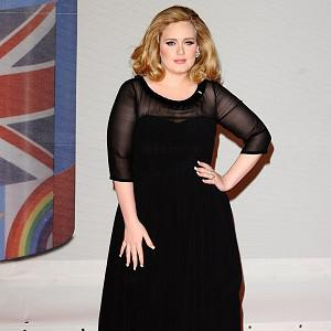 Adele was criticised for her size by designer Karl Lagerfeld