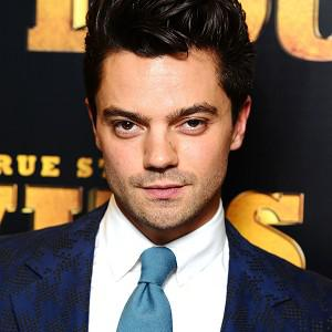 Dominic Cooper said he was turned down for a role because he looked like 'a thug'