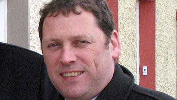 Barry Cowen: was targeted over closure of three fire stations
