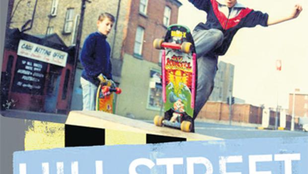 'Hill Street' poster featuring Peter Rowen and David Rose