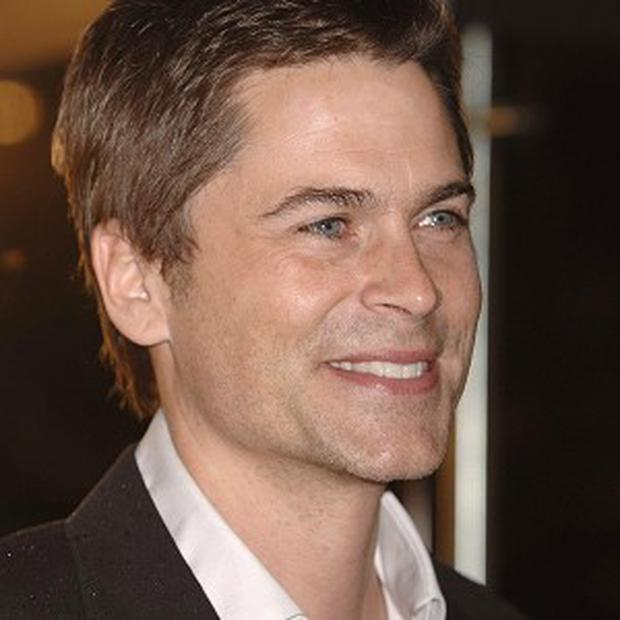 Rob Lowe is trying to buy Miramax Films