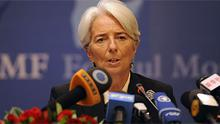 IMF chief Christine Lagarde. Photo: Getty Images
