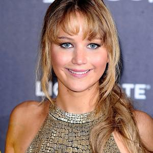 Jennifer Lawrence is currently starring in The Hunger Games