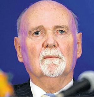 Former Irish Nationwide CEO Michael Fingleton