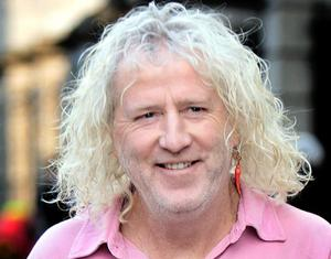 Mick Wallace,Independent deputy for Wexford at Leinster House yesterday.Pic Tom Burke 1/2/12