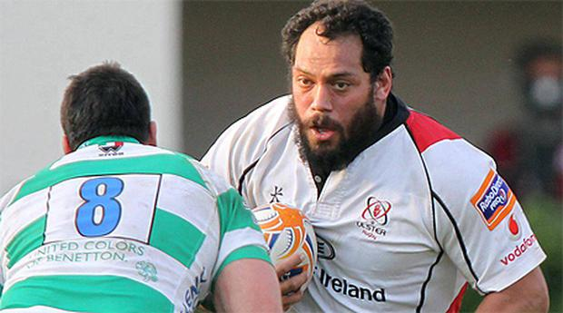 Afoa will miss the semi-final