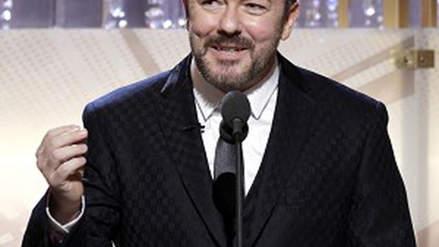Ricky Gervais' jokes have been given the thumbs down from Judd Apatow