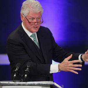 Bill Clinton will remain committed to Ireland whether or not he takes up a post as ambassador, according to his wife