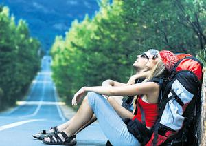 Take the open road: Don't let the recession curb your love of travel