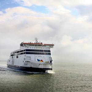 The drunken rampage is alleged to have taken place aboard the Spirit of France