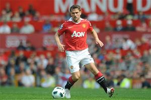 Michael Owen will be hoping to play more regularly next season