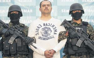 Nicked: The legalisation of drugs would be bad news for underworld figures like Mexico's Sergio Cortes