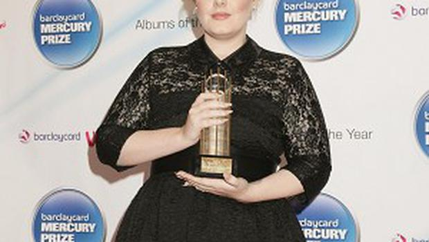 Adele will make her comeback at the Grammys