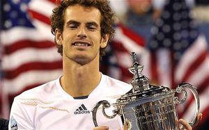 Andy Murray: 2012 US Open champion Photo: Getty Images