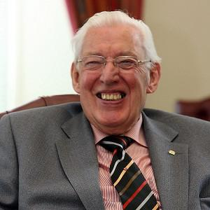 Ian Paisley has said he recovered quickly from pneumonia once he was released from hospital