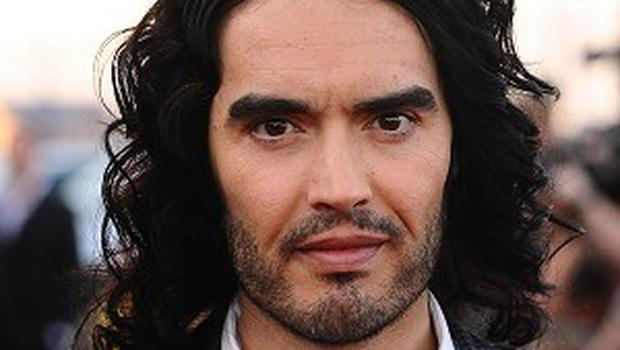Russell Brand, who has split from Katy Perry, is on the bill