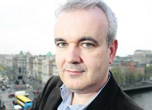 CHRISTIAN MESSAGE: Colm O'Gorman says 'Our capacity to love is infinite, and nothing in my life has ever caused me to deflect from knowing that'.