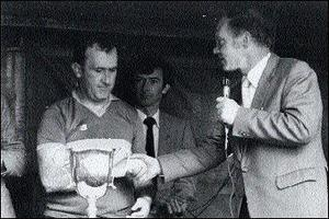 Mickey Kearins played for Sligo for 17 years and had the honour of becoming the county's first All Star winner in 1971