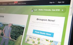 Groupon's wacky notions of accounting for costs give a extra shine to the 'profits' of the internet-coupon company