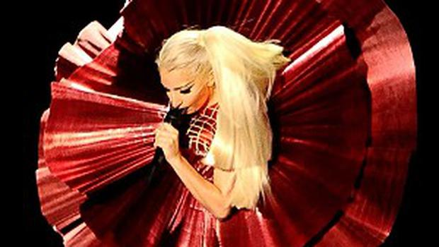 Lady Gaga has been riding high in the charts
