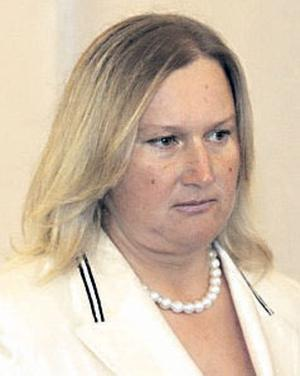 Elena Baturina, the Russian billionaire who has sealed a deal to buy the Morrison Hotel on Dublin's Ormond Quay.