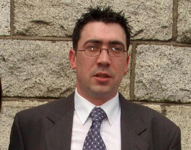 David Kelly who was involved in a shooting with garda in Drogheda in the early hours of Friday Morning. File Picture Newsfile.ie