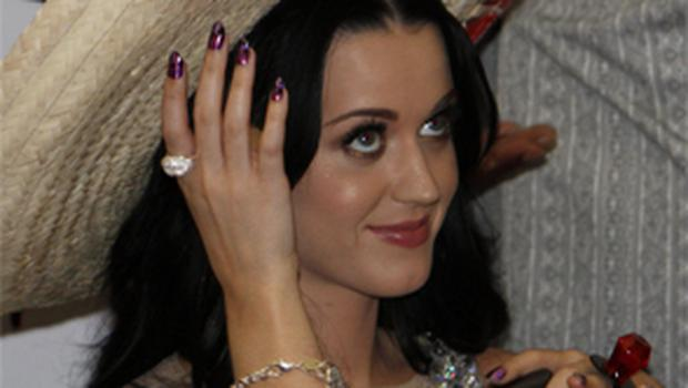 Katy Perry performing in Mexico yesterday, where there is fury over remarks made by the 'Top Gear' presenters