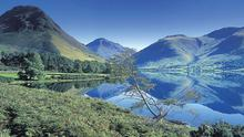 Wastwater in the Lake District,  voted Britain's favourite view