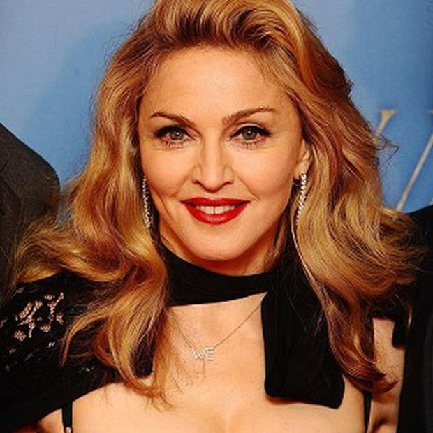 Madonna said her daughter Lourdes isn't sure what she wants to do for a career