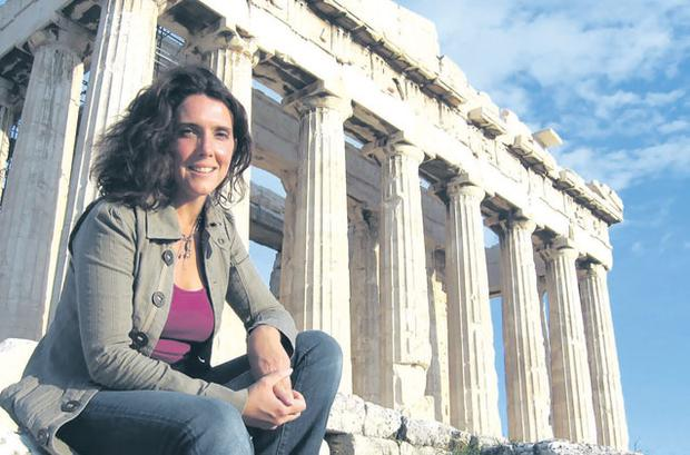 Historian Bettany Hughes has found that women played an integral part in the foundations of the early Christian church.