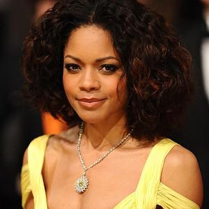 Naomie Harris is playing field agent Eve in the new Bond film