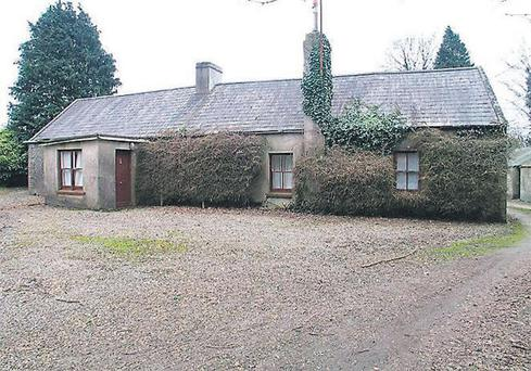 LARGE FALL: The asking price for this 82ac holding has been cut from €1.7m to €1m