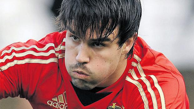 Conor Murray has had little time to reflect on his meteoric rise with both Munster and Ireland