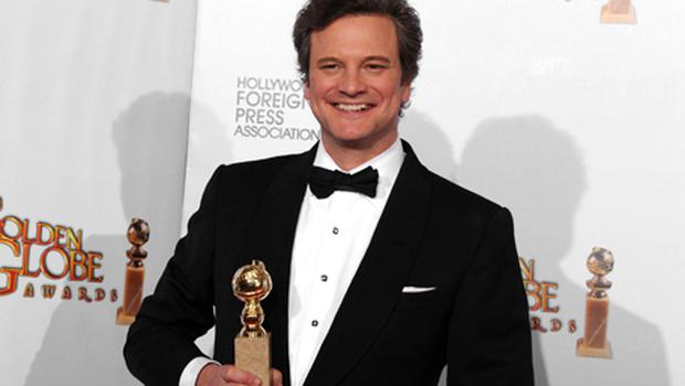 Colin Firth has been nominated for an Oscar for his performance in The King's Speech. Photo: Getty Images