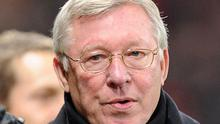 Alex Ferguson. Photo: PA