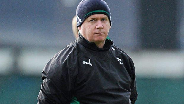If Declan Kidney can play the role of the legendary General Patton as well as George C Scott  by doing his homework on France's general, Marc Lievremont, then Ireland have a chance of winning the tactical battle which will decide the war. Photo: Sportsfile