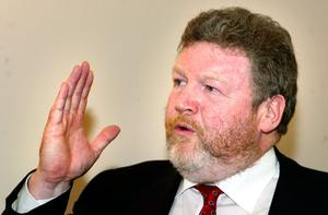 There is no advantage in having a medical doctor, like Dr James Reilly, as Minister for Health, writes Maurice Hayes.