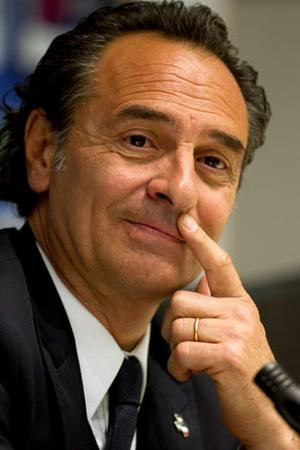 ITALY coach Cesare Prandelli has declared he and his team will stand up for Mario Balotelli should the Manchester City forward be subjected to racism during Euro 2012.