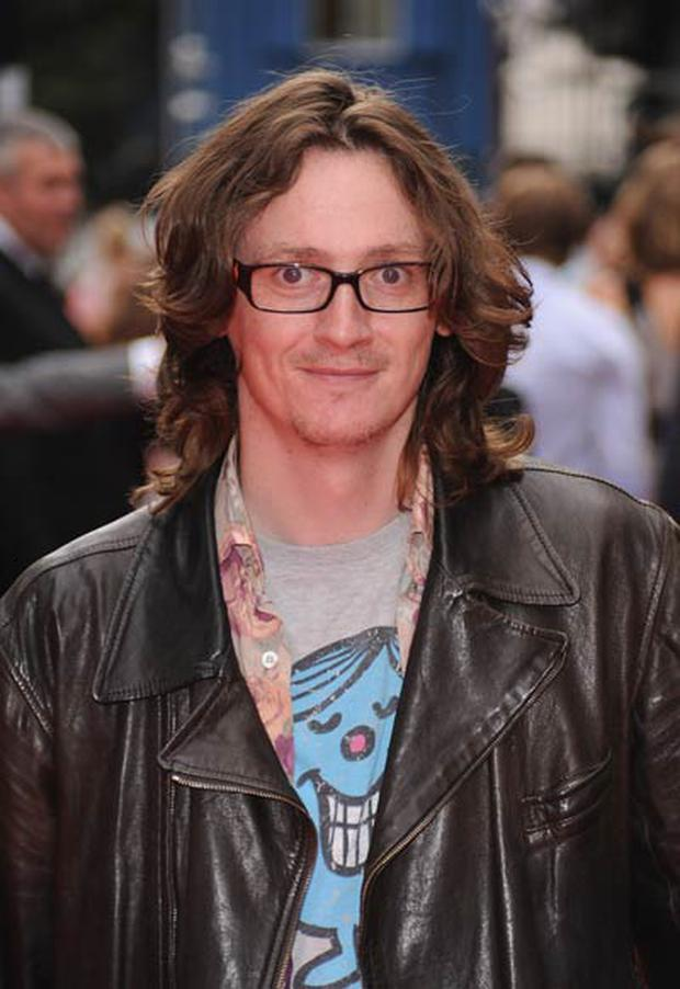Ed Byrne: Three sell out tours of UK
