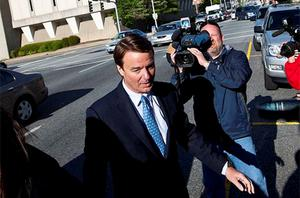 John Edwards: The former US Senator faces up to 30 years in prison if convicted. Photo: Reuters