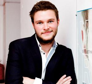 Jack Reynor. Photo: Gareth Chaney Collins.
