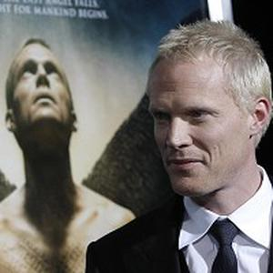 Paul Bettany's six-pack is displayed on posters for Legion