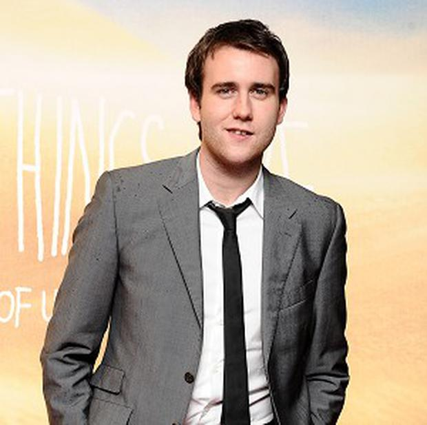 Matthew Lewis finds it strange playing a game he features in