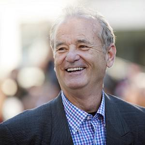Bill Murray plays Franklin D Roosevelt in a new film